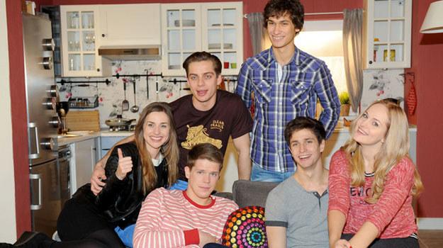 Studenci mają zapewnić serialowi powiew młodzieńczej świeżości /Agencja W. Impact