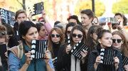 Studenci szkół artystycznych manifestowali przeciwko zmianom w PISF