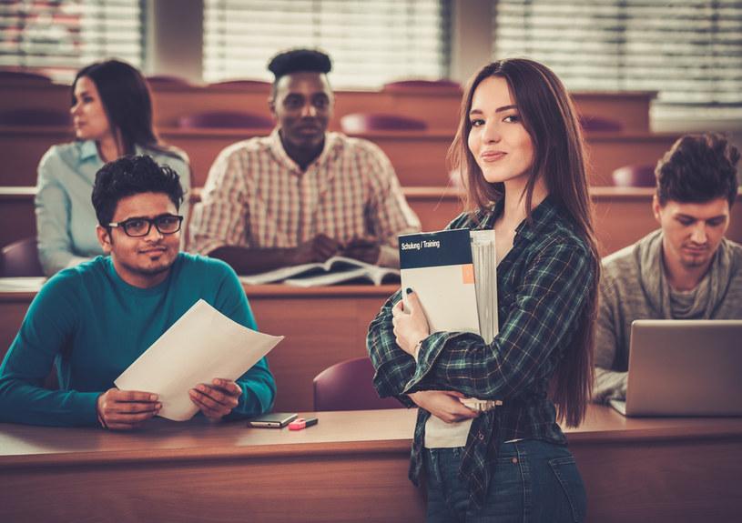 Studenci wracają na zajęcia stacjonarne po półtorarocznej przerwie. Czy są na to przygotowani? /123RF/PICSEL