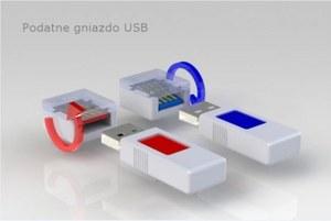 Student AGH udoskonalił USB i zdobył złoty medal na wystawie w Genewie