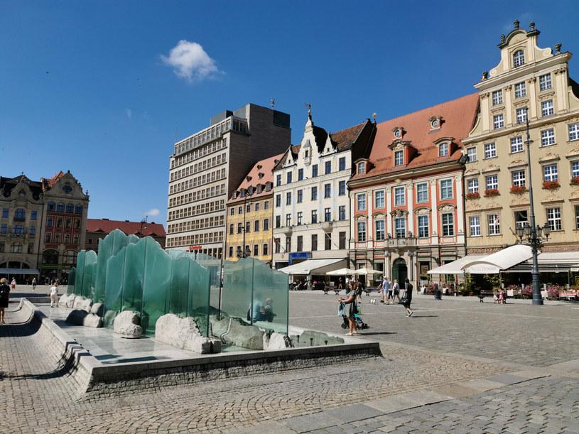 Student miał zobaczyć Madeleine w stolicy Dolnego Śląska /LUKASZ SOLSKI /East News