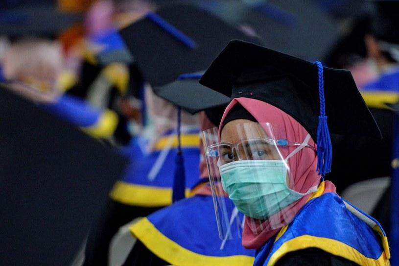 Studentka w Indonezji; zdj. ilustracyjne /AFP