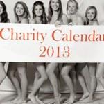 Studentki rozebrały się do kalendarza, by pomóc w walce z guzem mózgu