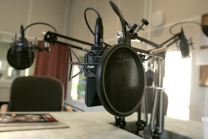 Studio radiowe Trójki /Darek Golik  /Agencja FORUM