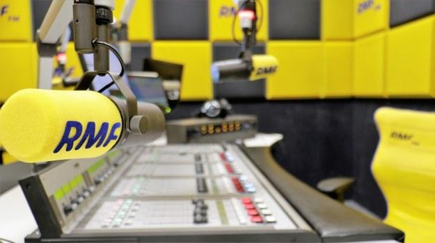 Studio RMF FM /Michał Dukaczewski, RMF FM