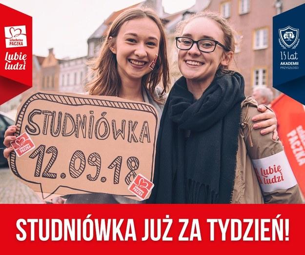 Studniówka Szlachetnej Paczki już 12 września! /Materiały prasowe