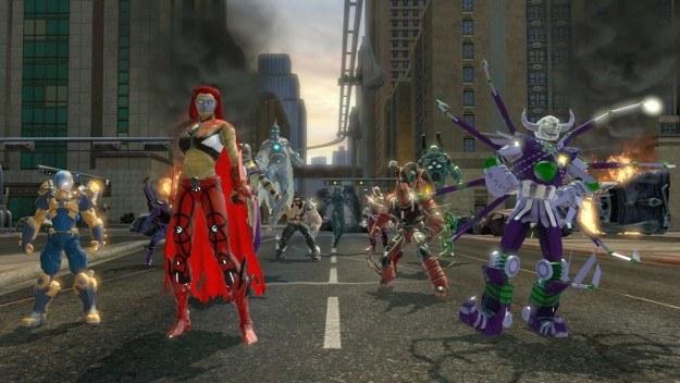 Stwórz unikalnego bohatera i wyjdź na ulicę by ratować ludzkość lub siać wśród niej spustoszenie /INTERIA.PL