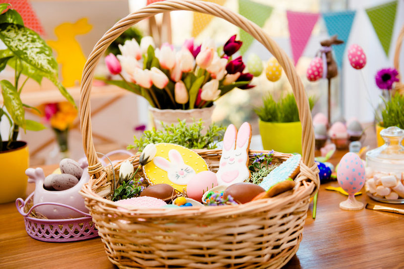 Stwórz własne ozdoby na Wielkanoc /123RF/PICSEL