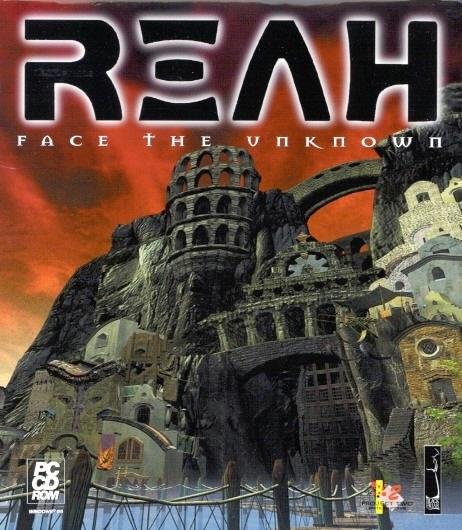 Stworzona przez polskie studio gra Reah to nasz narodowy wkład w gry typu FMV /Informacja prasowa