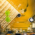 Stworzono elektroniczne rośliny