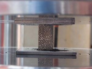 Stworzono kompozytową piankę odporną na promieniowanie