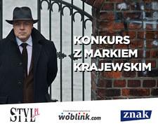 Styl.pl z konkursem dla fanów Marka Krajewskiego