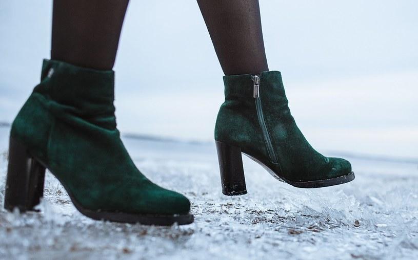 stylowe buty na zimę /materiały prasowe