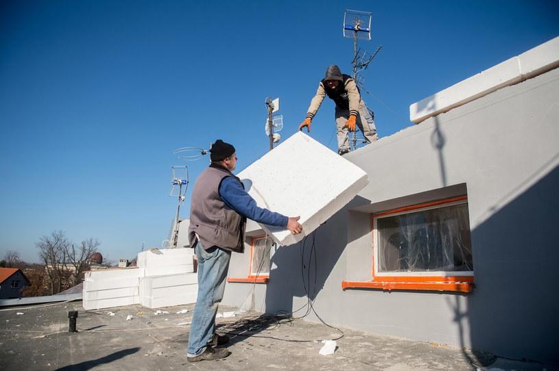 Styropian może służyć nie tylko do ocieplania budynków /Daniel Dmitriew /Agencja FORUM