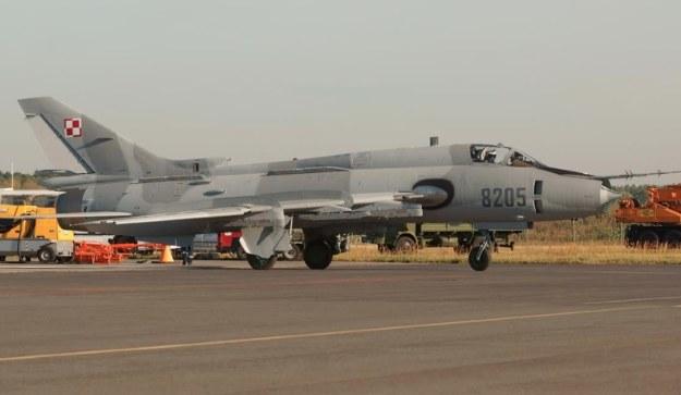Su-22.  Fot. WZL. 2 /materiały prasowe
