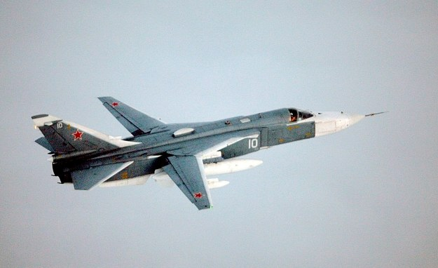 Su-24 /AFP