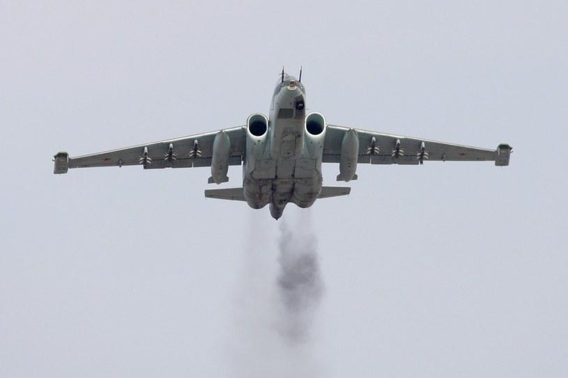 Su-25, zdj. ilustracyjne /Anton Denisov /East News