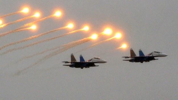 Su-27 /AFP