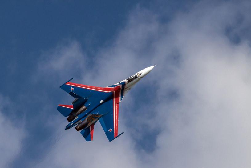 Su-27 /123RF/PICSEL