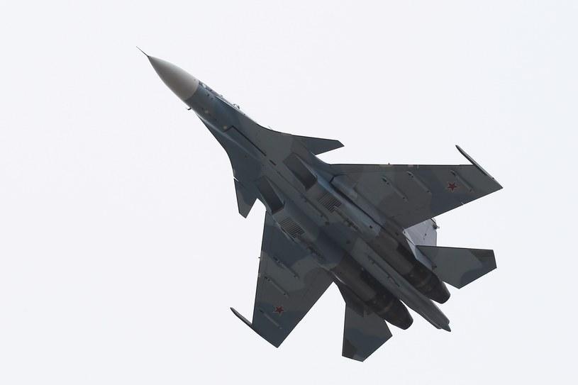 Su-30SM, zdj. ilustracyjne /Vitaliy Timkiv/Sputnik  /East News
