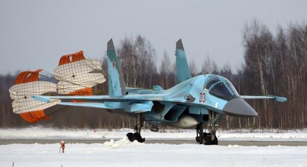 Su-34 /AFP