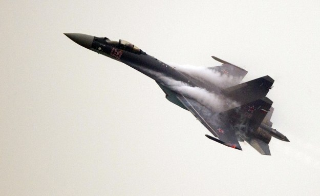 Su-35 /AFP