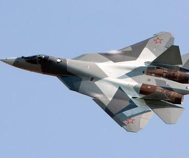 SU-57 - latająca superbroń Putina
