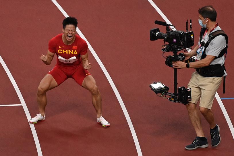 Su Bingtian /INA FASSBENDER / AFP /AFP