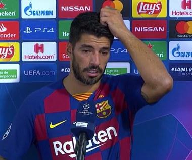 Suarez: Wiedzieliśmy, że Napoli będzie trudnym rywalem