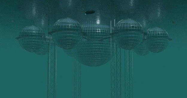 Sub-Biosphere 2 pod wodą /materiały prasowe