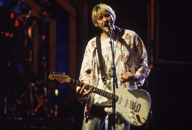 Sub Pop wypromował m.in. Nirvanę (na zdjęciu Kurt Cobain) fot. Frank Micelotta /Getty Images/Flash Press Media