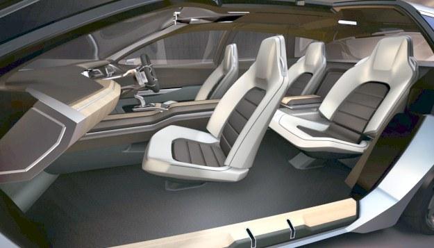 Subaru advanced concept tourer /