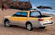 Subaru Baja /INTERIA.PL