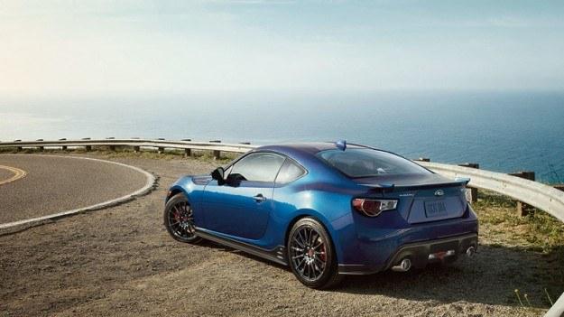 Subaru BRZ Series.Blue /Subaru