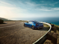 Subaru BRZ Series.Blue
