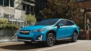 Subaru Crosstrek Hybrid - ekologiczna nowość