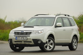 Subaru Forester (2008-2013)