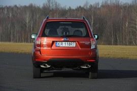 Subaru Forester III (2008-2013)