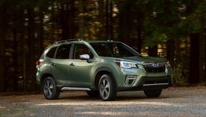Subaru Forester - oto piąta generacja