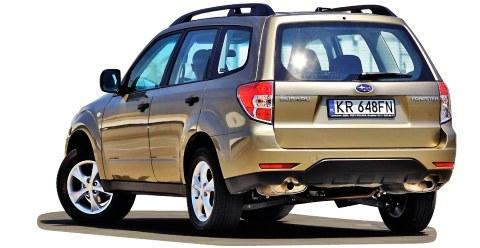 Subaru Forester /Motor