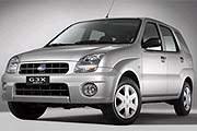 Subaru G3X Justy /INTERIA.PL
