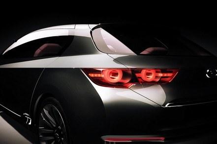 Subaru hybrid tourer concept /