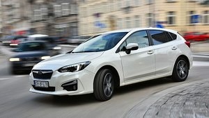 Subaru Impreza 2.0i Lineartronic Exclusive - test