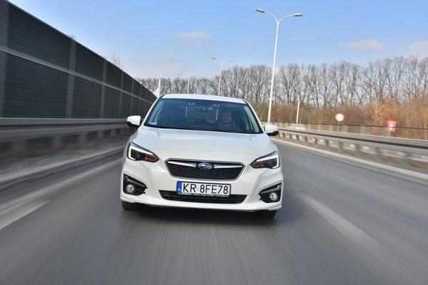 Subaru Impreza 2.0i Lineartronic Exclusive
