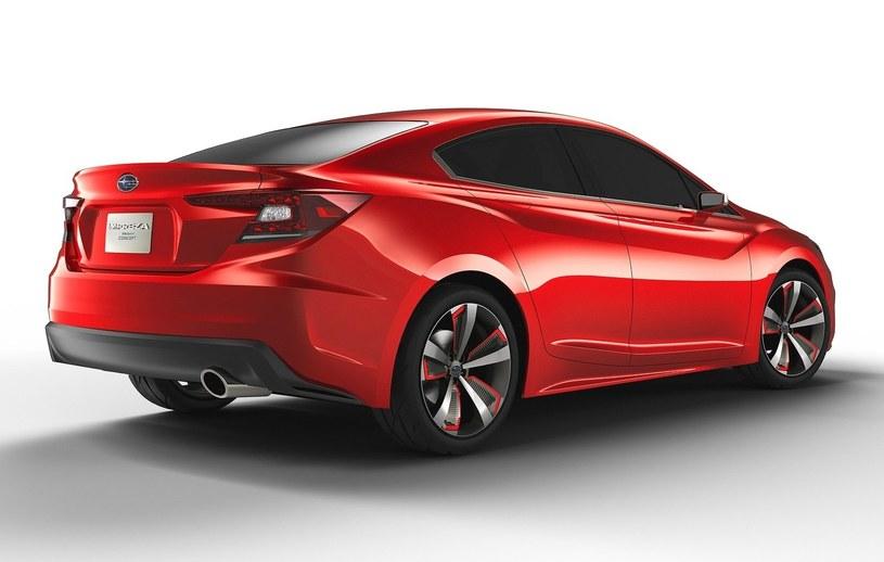 Subaru Impreza Concept /