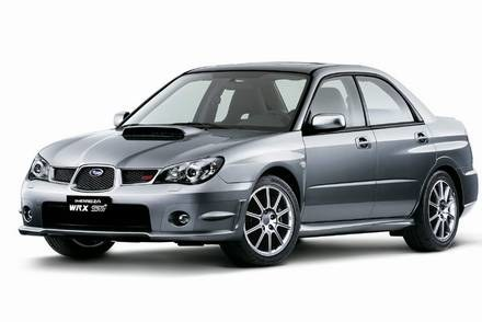 Subaru impreza executive / Kliknij /INTERIA.PL
