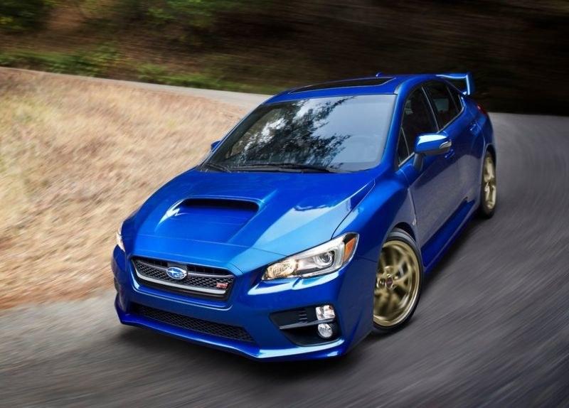Subaru Impreza WRX STI będzie hybrydą /