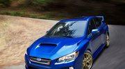 Subaru Impreza WRX STI będzie hybrydą!