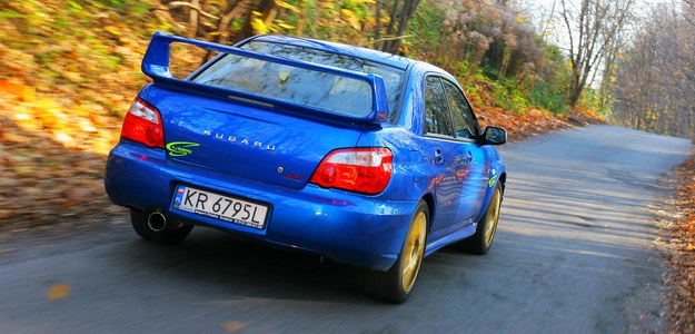 Subaru Impreza WRX STi /Motor