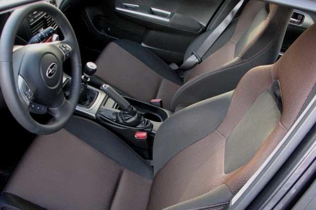 Subaru impreza XV /INTERIA.PL